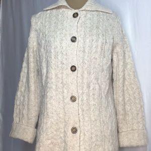 LL Bean Wool Blend Sweater